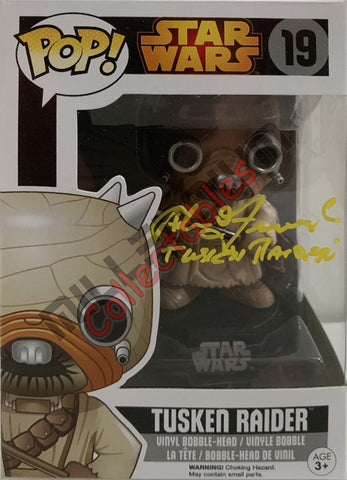 Tusken Raider - Star Wars POP(19) - Alan Fernandes