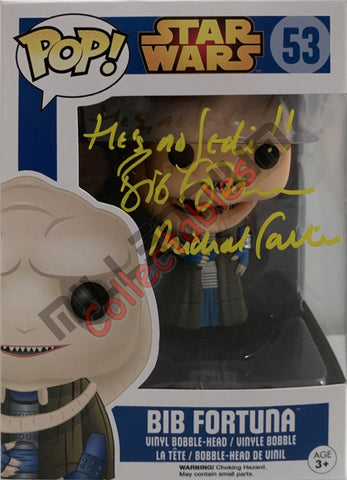 Bib Fortuna - Star Wars POP(53) - Mike Carter