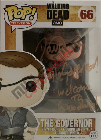 The Governor - The Walking Dead POP(66) - David Morrissey
