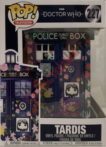 Clara Memorial Tardis - Doctor Who POP(227) - Jenna Coleman