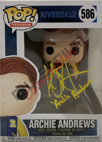 Archie Andrews - Riverdale POP (586) - K J Apa