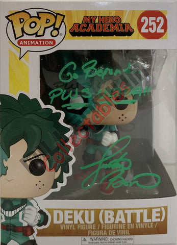 Deku (Battle) - My Hero Academia POP(252) - Justin Briner