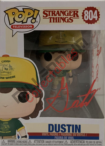 Dustin - Stranger Things POP(804) - Gaten Matarazzo