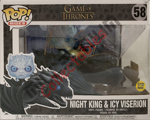 Night King & Icy Viserion - Game of Thrones POP(58) - Vladimir Furdik