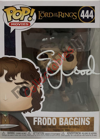 Frodo Baggins - Lord of the Rings POP (444) - Elijah Wood
