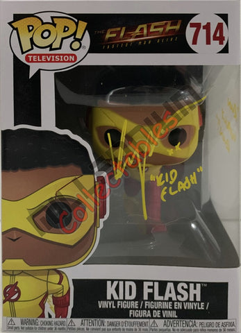 Kid Flash - The Flash POP (714) - Keiynan Lonsdale