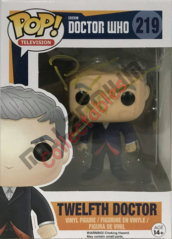 Twelfth Doctor POP (219) - Peter Capaldi