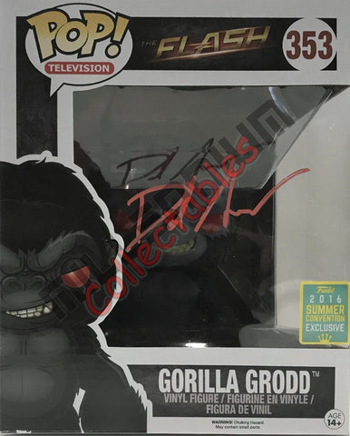 "Gorilla Grodd POP (50) - David Sobolov - 6"" POP"