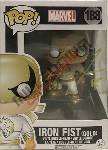 Iron Fist Gold (188) POP - Finn Jones
