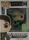 Malcoln Merlyn POP (350) Summer 2016 - John Barrowman
