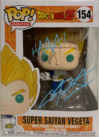 Super Saiyan Vegeta - Dragonball Z POP (154) - Christopher Sabat