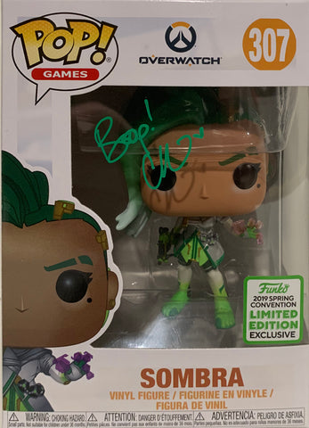 Sombra - Overwatch POP (307) Spring 2019 - Carolina Ravassa