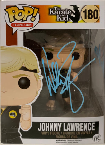 Johnny Lawrence - The Karate Kid POP (180) - William Zabka