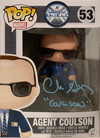 Agent Coulson - Agents of SHIELD POP (53) - Clark Gregg