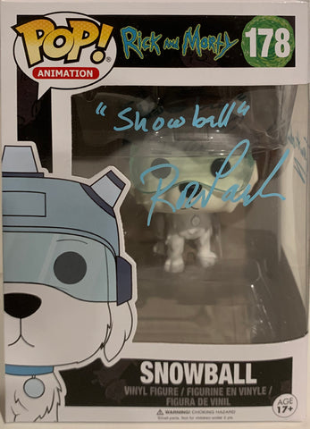 Snowball - Rick & Morty POP (178) - Rob Paulsen