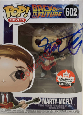 Marty McFly - Back to the Future POP (602) Canadian Excl - Michael J Fox