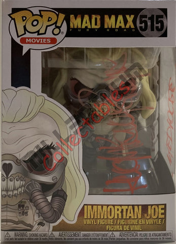 Immortan Joe - Mad Max POP (515) - Hugh Keays-Byrne