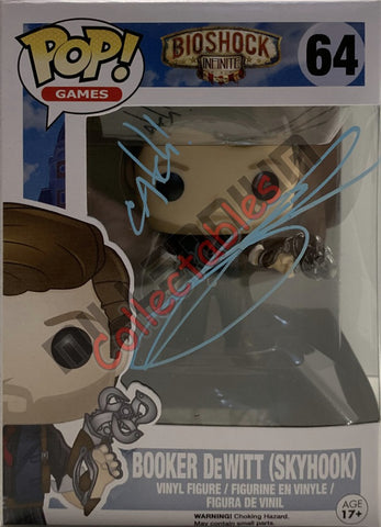 Booker DeWitt (Skyhook) - Bioshock POP (64) - Troy Baker