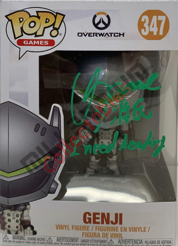 Genji - Overwatch POP (347) - Gaku Space