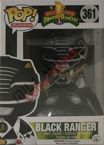 Black Ranger POP (361) - Johnny Yong Bosch