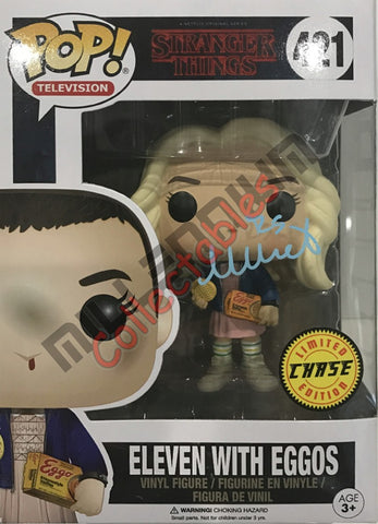 Eleven with Eggos CHASE POP (421) - Millie Bobbie Brown