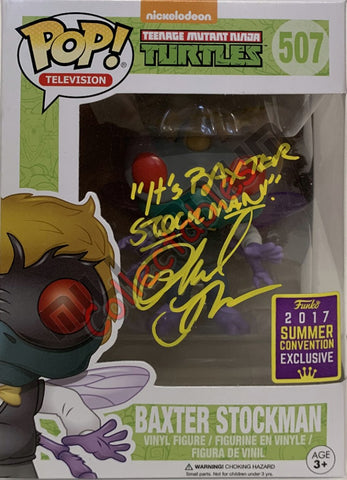 Baxter Stockman - TMNT POP (507) Summer Excl 2017 - Phil Lamarr