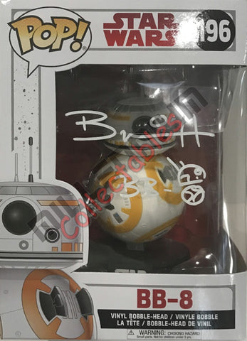 BB-8 POP (196) - Brian Herring