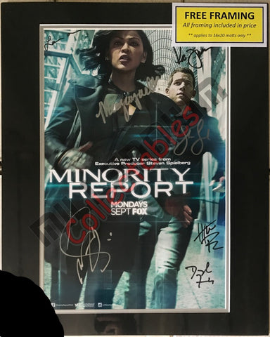 Minority Report Cast Signing San Diego 2015 Exclusive #2/2