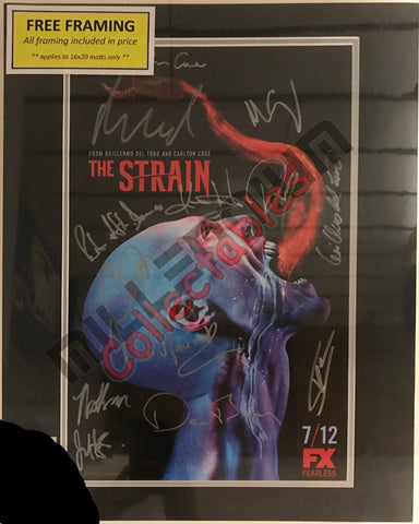 The Strain Cast Signing San Diego 2015 Exclusive #4/4