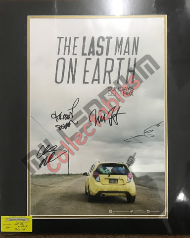 Last Man on Earth Cast Signing San Diego 2015 Exclusive #1/2