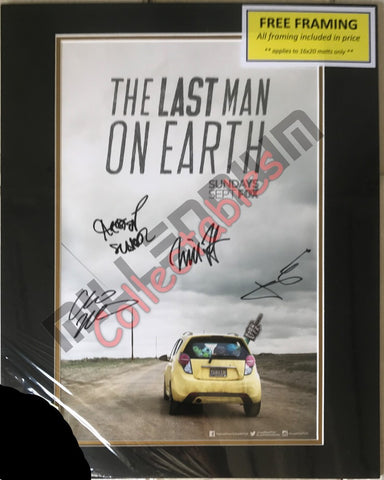 Last Man on Earth Cast Signing San Diego 2015 Exclusive #2/2