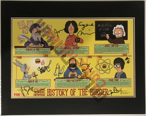 Bob's Burgers Cast Signing San Diego 2015