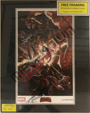 Artist Autographed Print - Alex Ross - Secret War