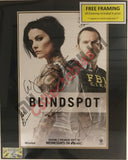 SDCC 2016 Exclusive Autographed Poster - Blindspot #2/2