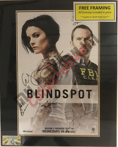 Blindspot Cast Signing San Diego 2016 Exclusive #2/2