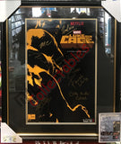 SDCC 2016 Exclusive Autographed Poster- Luke Cage #2/2