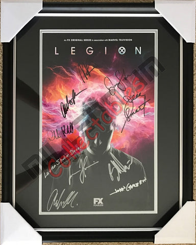 SDCC 2017 Exclusive Autographed Poster - Legion