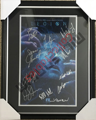 SDCC 2018 Exclusive Autographed Poster - Legion