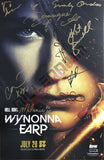 SDCC 2018 Exclusive Autographed Poster - Wynonna Earp
