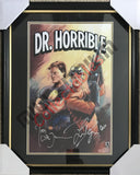 SDCC 2018 Exclusive Autographed Poster - Dr. Horrible