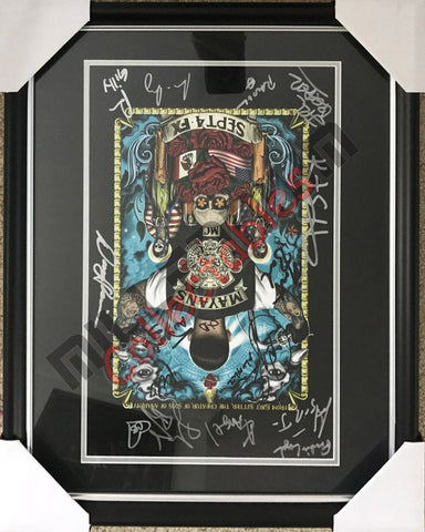 SDCC 2018 Exclusive Autographed Poster - Mayans MC