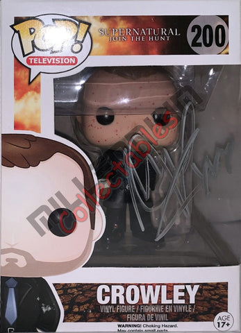 Crowley - Supernatural POP (200) Bloodsplatted - Mark Sheppard