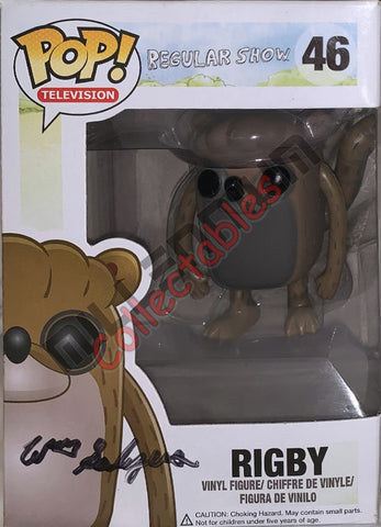 Rigby - Regular Show POP (46) - William Salyers