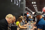 NYCC 2016 Exclusive Autographed Poster - Iron Fist