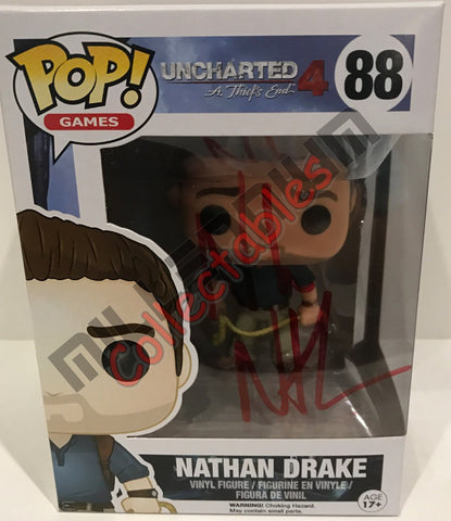 Nathan Drake Pop (Red)