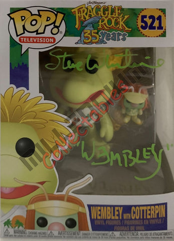Wembley w/ Cotterpin - Fraggle Rock POP(521) - Steve Whitmire