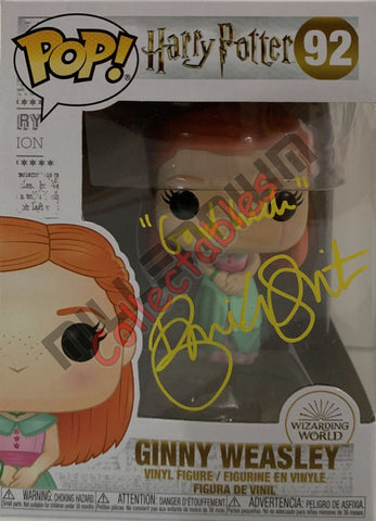 Ginny Weasley - Harry Potter POP(92) - BOTTOM BOX CREASE - Bonnie Wright