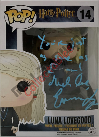 Luna Lovegood - Harry Potter POP(14) - Evanna Lynch