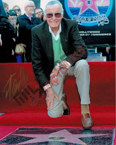 Stan Lee - Stan's Hollywood Star