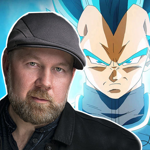 Chris Sabat - FanExpo Dallas 2020 Absentee Pack